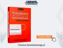 Pracodawca w obliczu koronawirusa – praktyczny poradnik